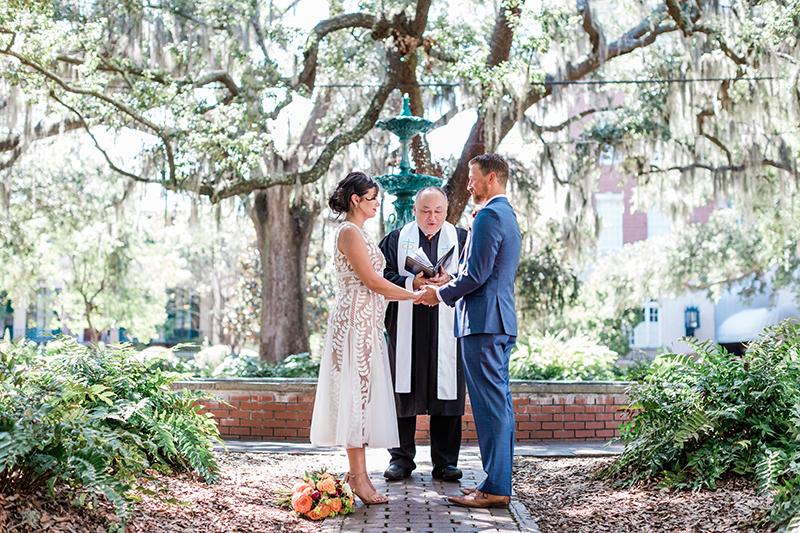 Eloping in Savannah